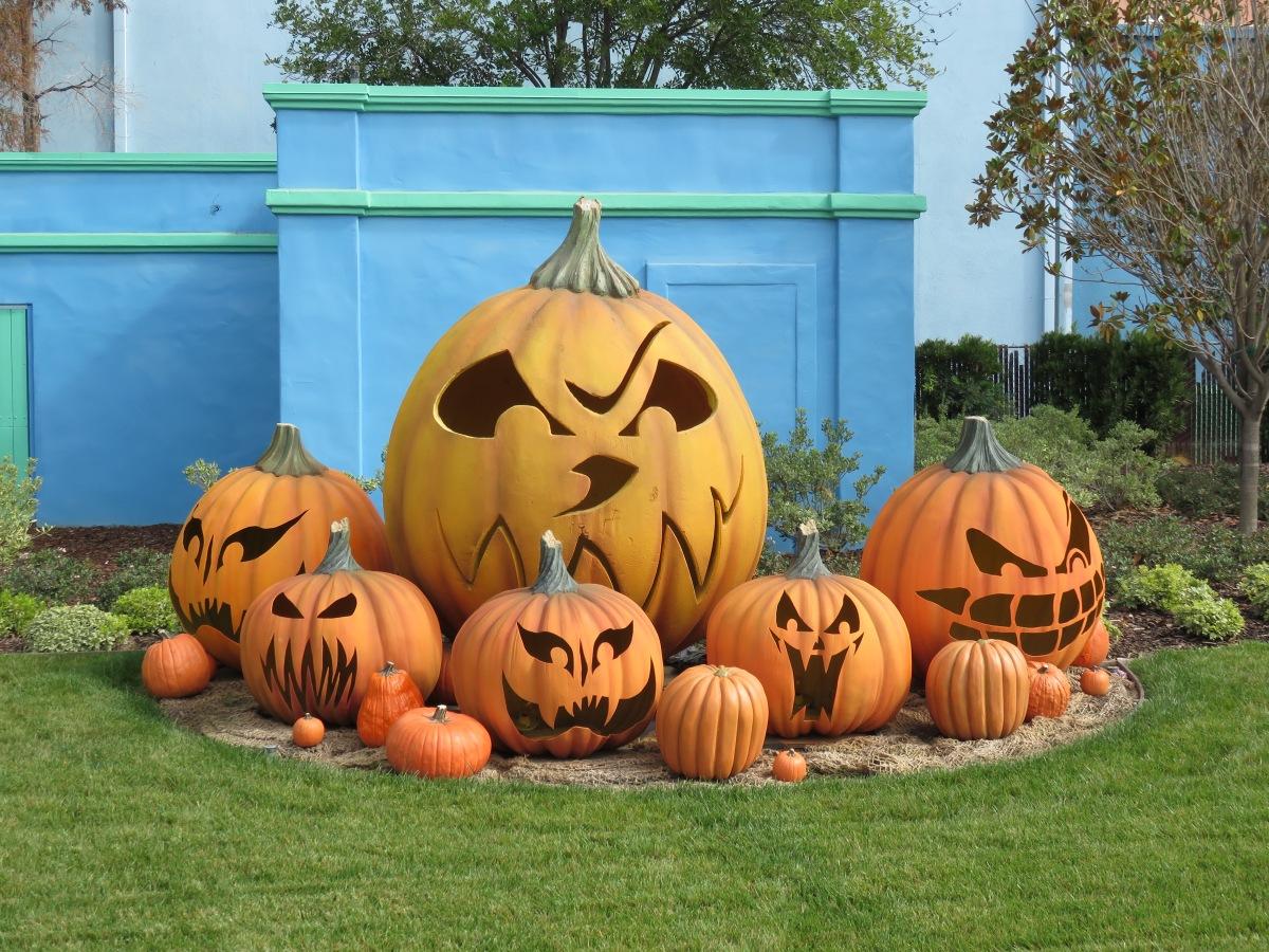 Halloween fun atKnotts